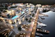 Комплекс Portonovi в Черногории примет первых гостей в 2017 году