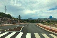 Сдана в эксплуатацию 1 часть дороги до курорта Lustica Bay в Черногории