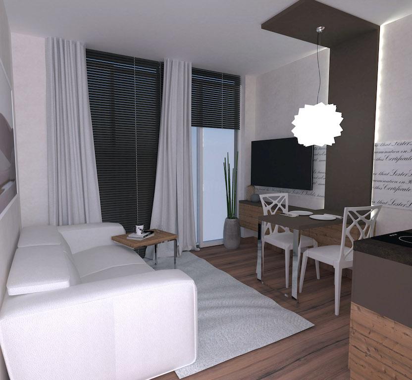Апарт-отель на 6 номеров в центре Будвы
