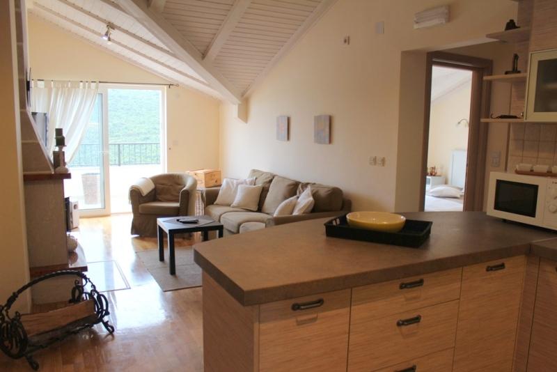 Квартира с шикарным видом на залив