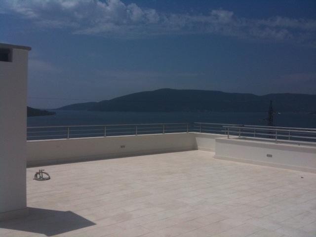 Вилла с панорамным видом на залив