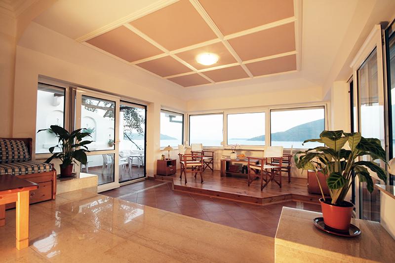 Апартаменты с восхитительным видом на море и залив