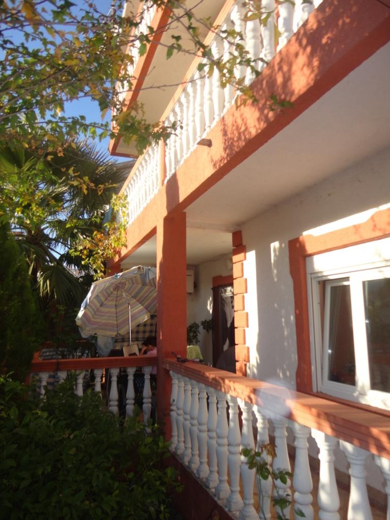 Уютный дом в Игало