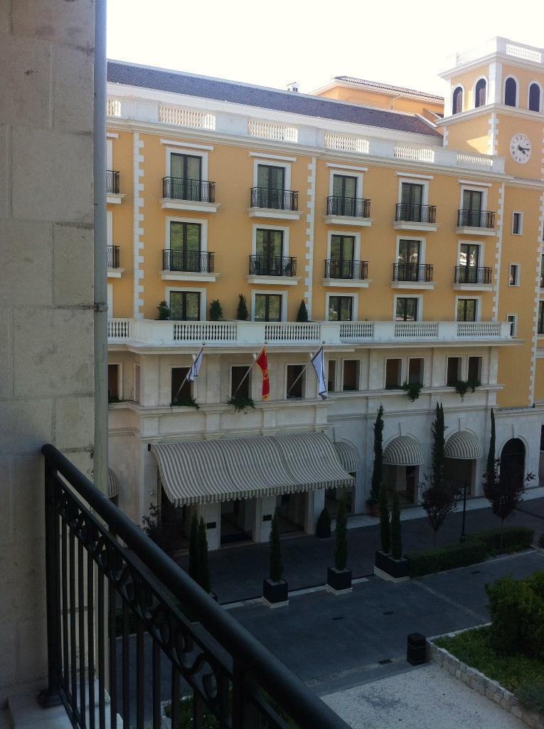 Апартаменты с 1 спальней в Porto Montenegro