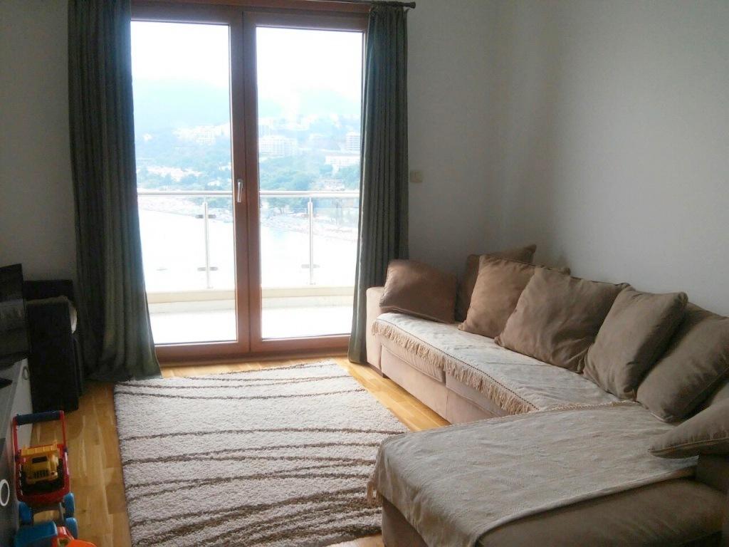 Квартира на первой линии с панорамным видом на море