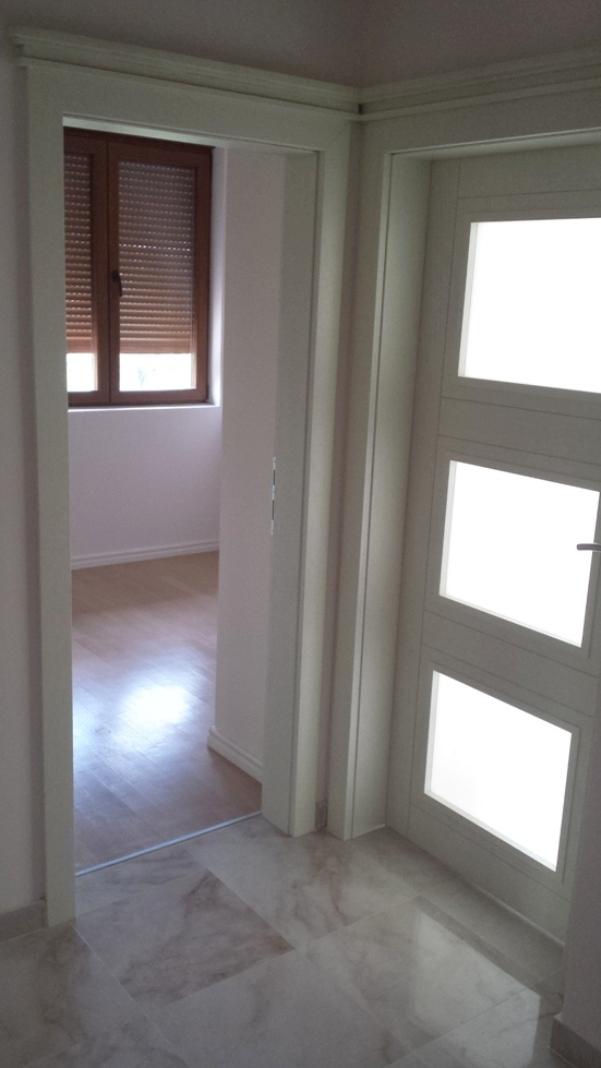 Квартира с 1 спальней в новом доме в Боко-Которском заливе
