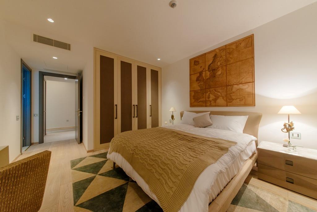 Апартаменты с 1 спальней в PORTONOVI