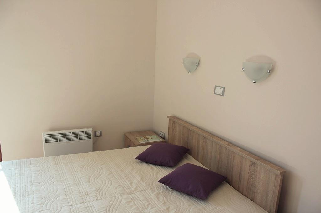Апартамент с 1 спальней и видом на море