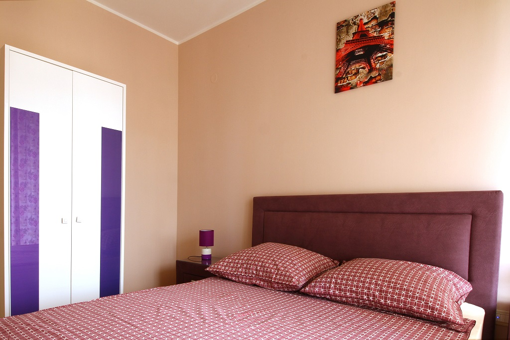 Апартамент с 3 спальнями и видом на море