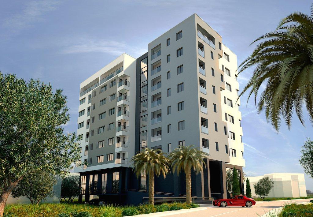 Квартира с 2 спальнями в курортном городе Будва