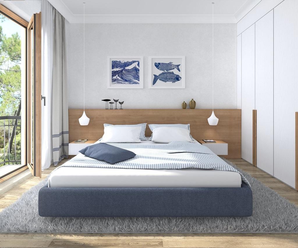 Апартамент с тремя спальнями в районе Centrale в комплексе Lustica Bay