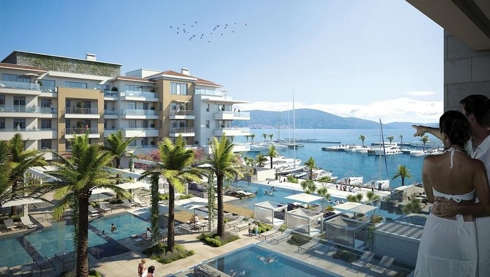Квартира в Regent Pool Club Residence фаза II-Baia