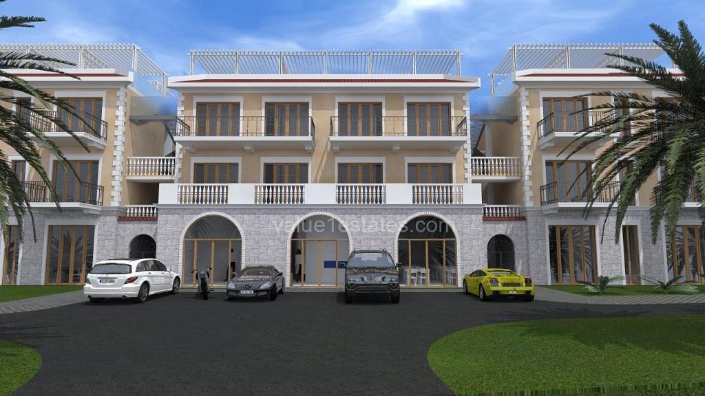 Земельный участок под строительство жилого комплекса