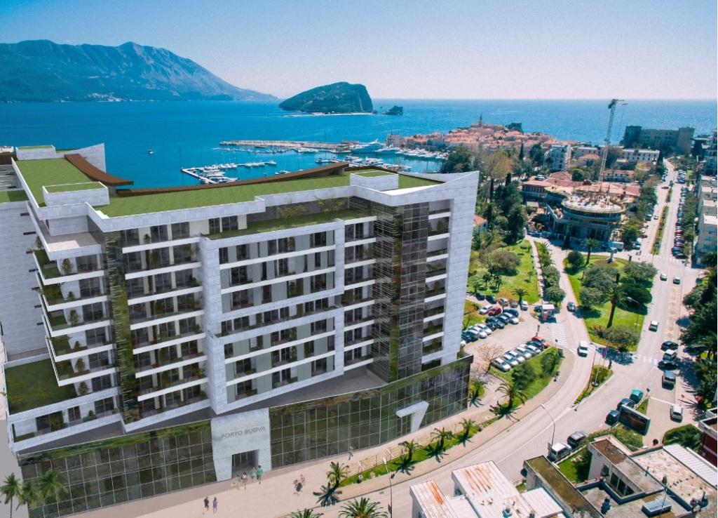 Апартаменты в новом ЖК на 1 линии