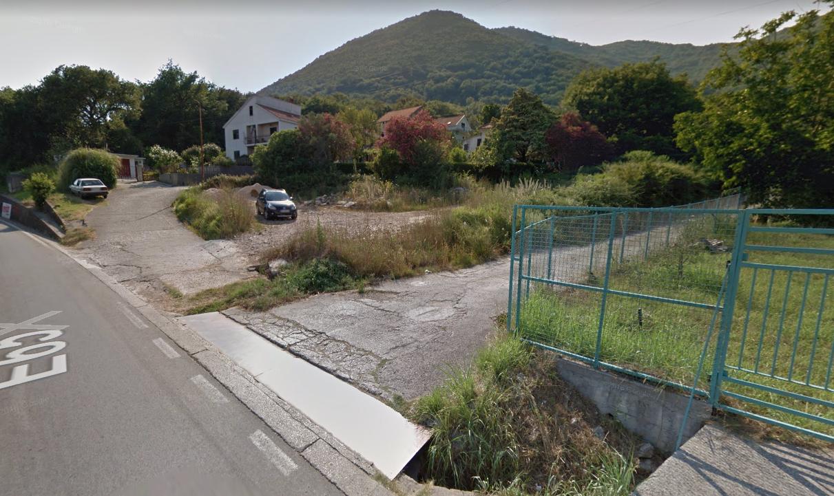 Урбанизированный участок в Биела, Герцег Нови