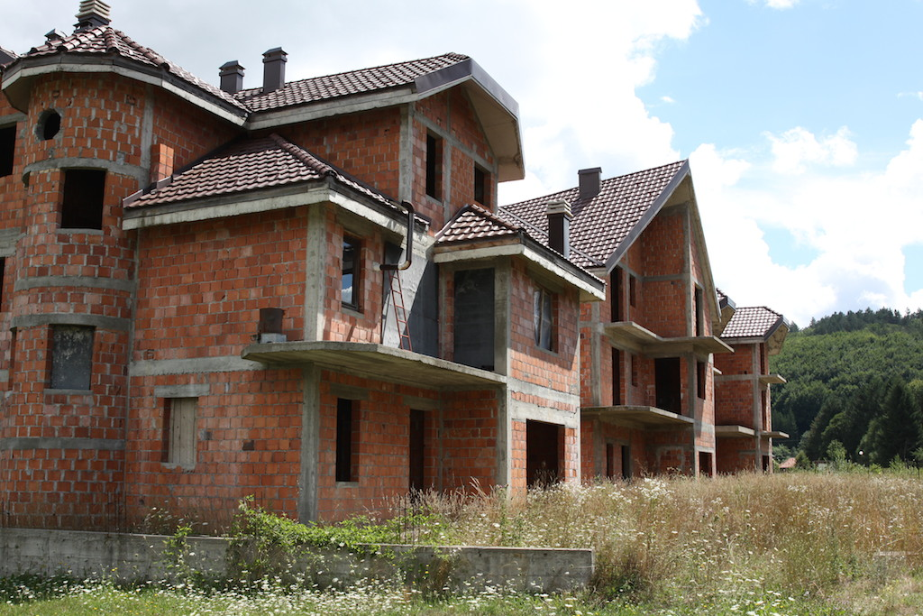 Туристический поселок в Колашине