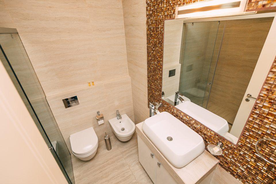 Квартира с видом на море в новом апарт-отеле