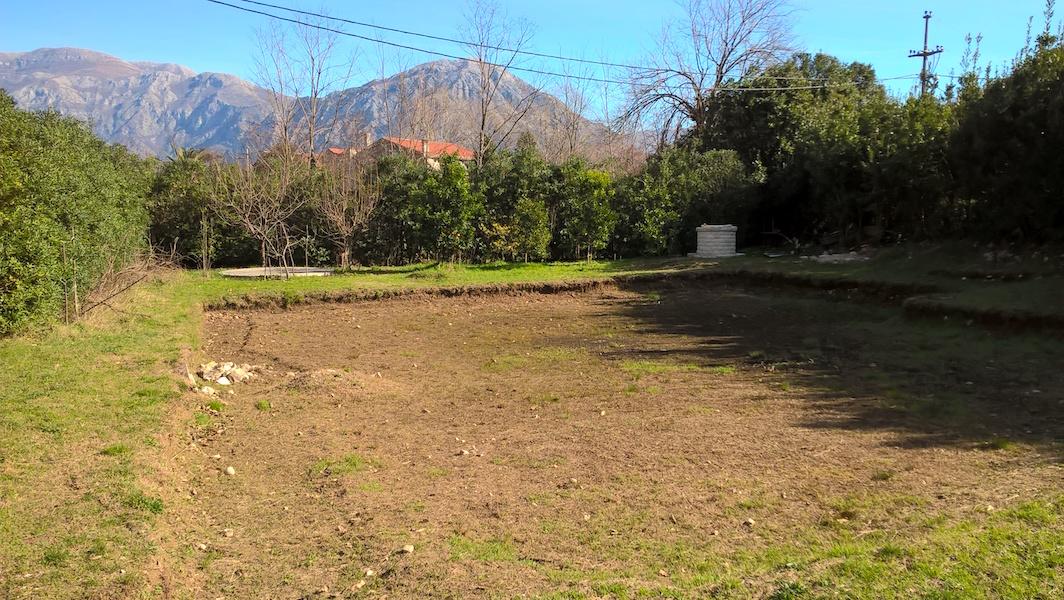 Участок в Морине под строительство дома
