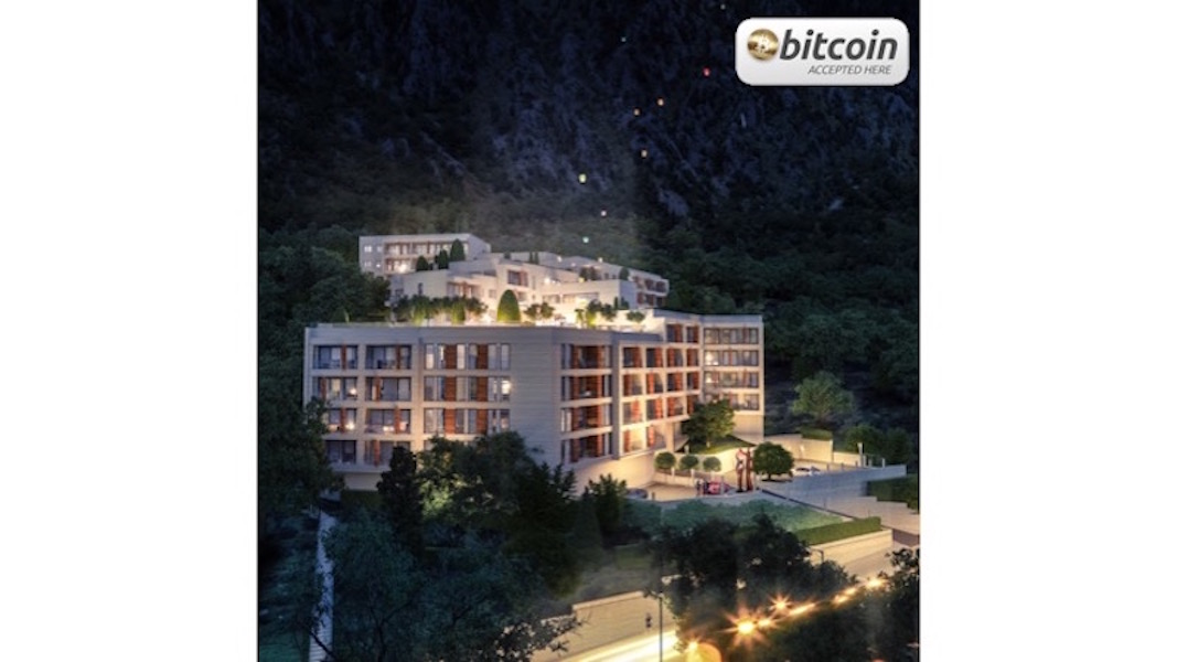 Апартамент в современном жилом комплексе в Боко-Которском заливе