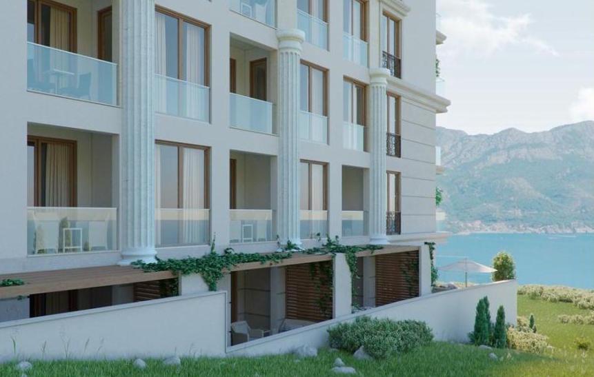 Апартамент в новом клубном доме в Бечичи