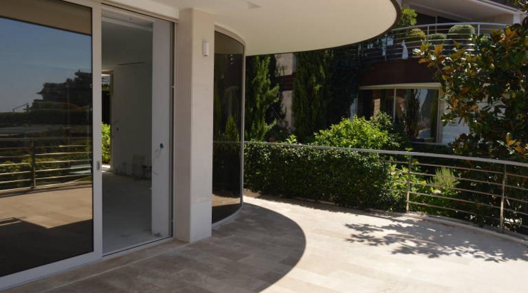 Dukley Gardens - Апартамент с панорамным видом на море