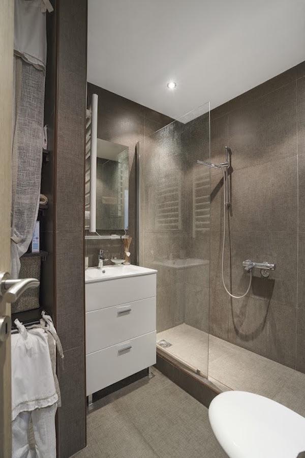Апартамент в комплексе с бассейном в Пржно