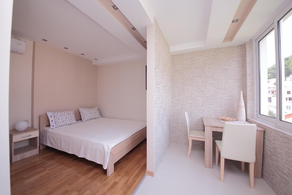 Доходные апартаменты в Будве с элегантным дизайном