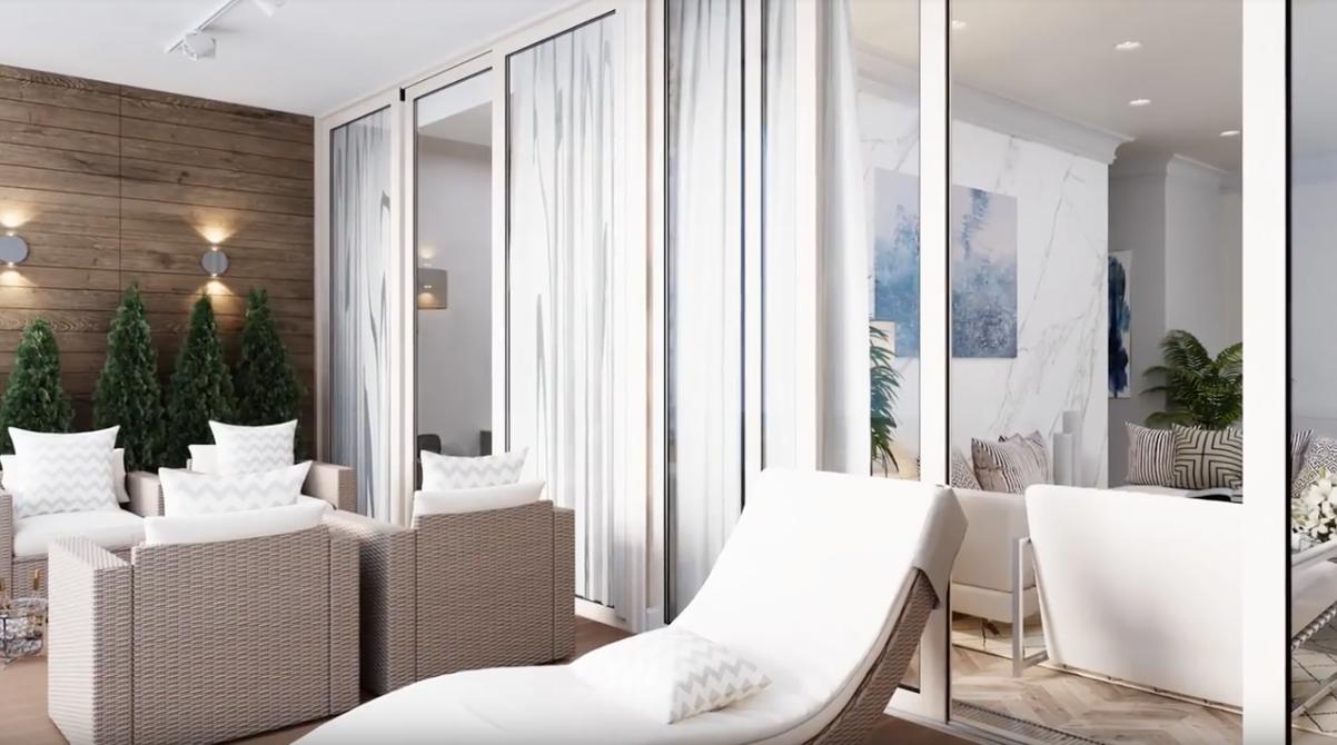Апартамент в новом современном жилом комплексе в Баре