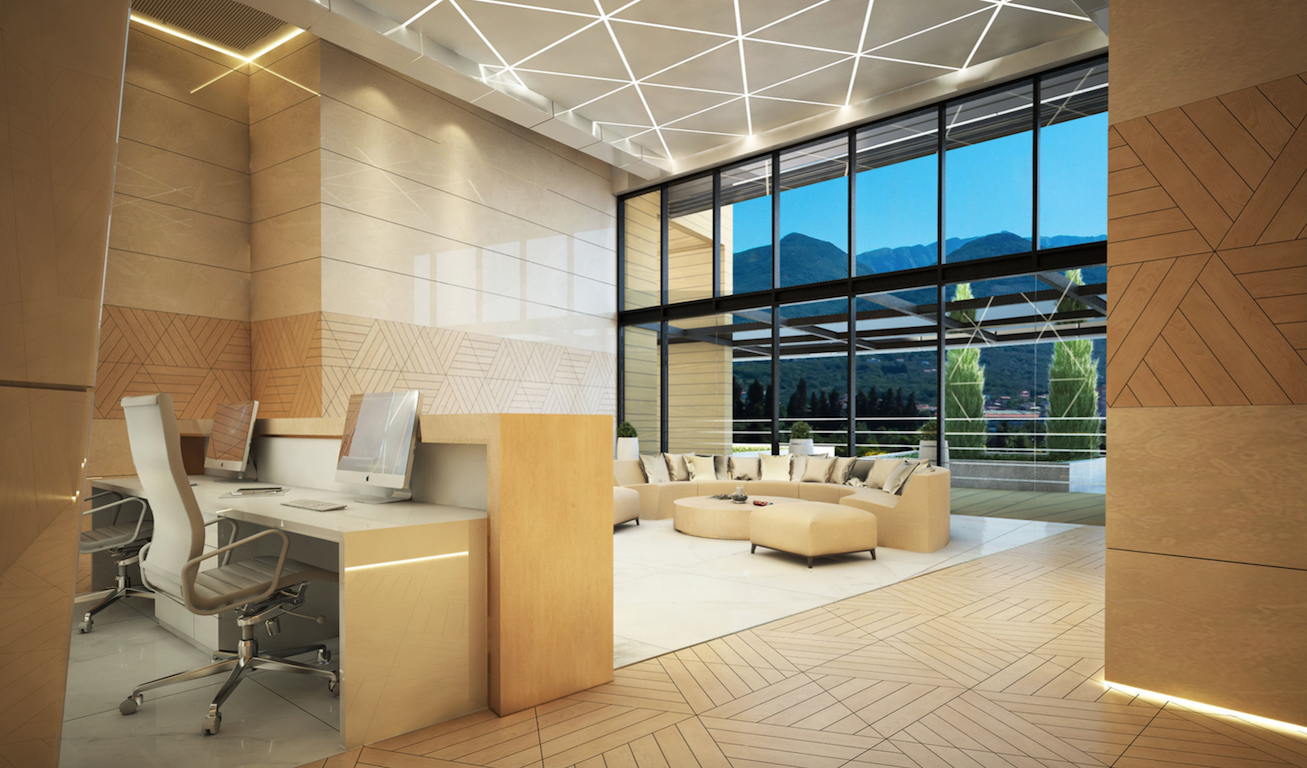 Просторный апартамент новом современном ЖК в Баре
