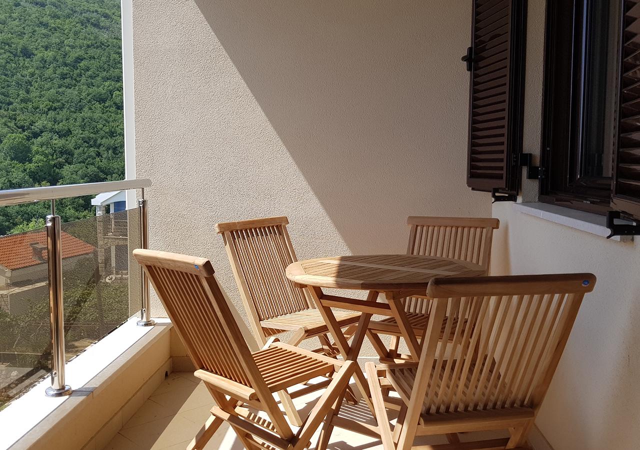 Уютный апартамент с одной спальней в Бечичи