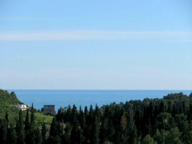 Новый дом с видом на море