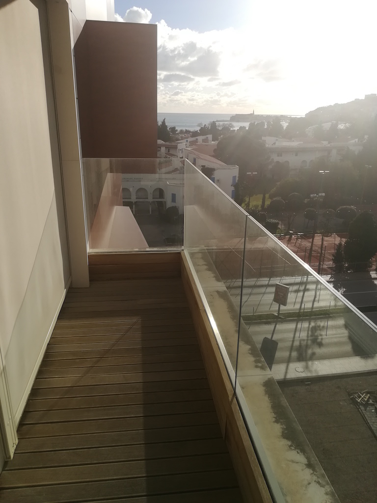 Апартаменты класса люкс с видом на море