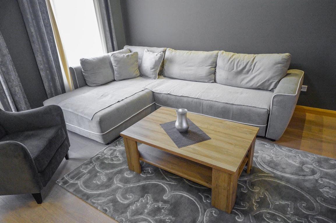 Новая квартира в центре Будвы
