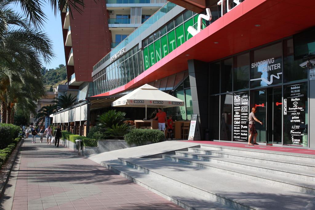 Коммерческое помещение в TQ-Plaza