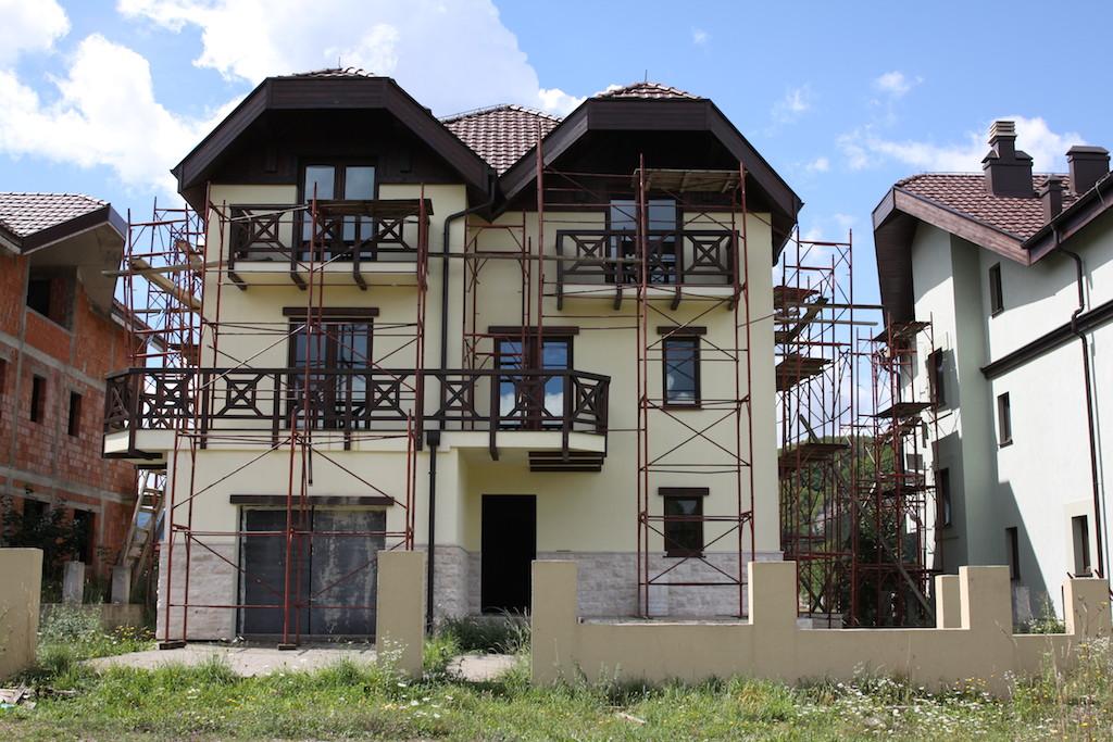 Клубный эко-отель в Колашине