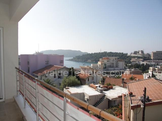Квартира в жилом комплексе с видом на море