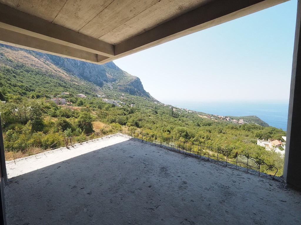 Роскошная вилла с панорамным видом на море