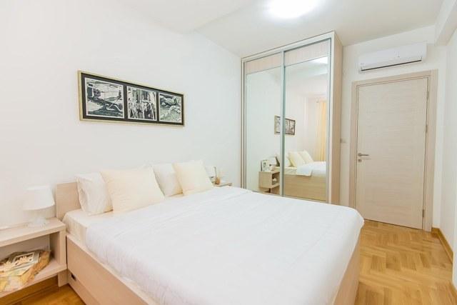 Квартира с 3 спальнями в комплексе с бассейном