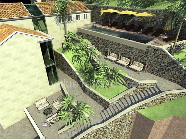 Проект SPA-отеля в Перасте