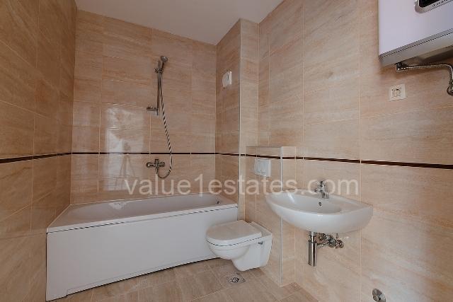 Квартира с 2 спальнями в новом доме в Петроваце