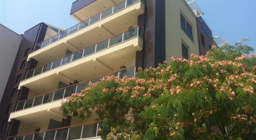 Роскошные апартаменты с видом на Старый город