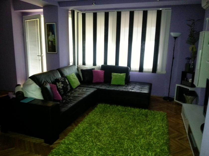 Современные 4-х комнатные апартаменты