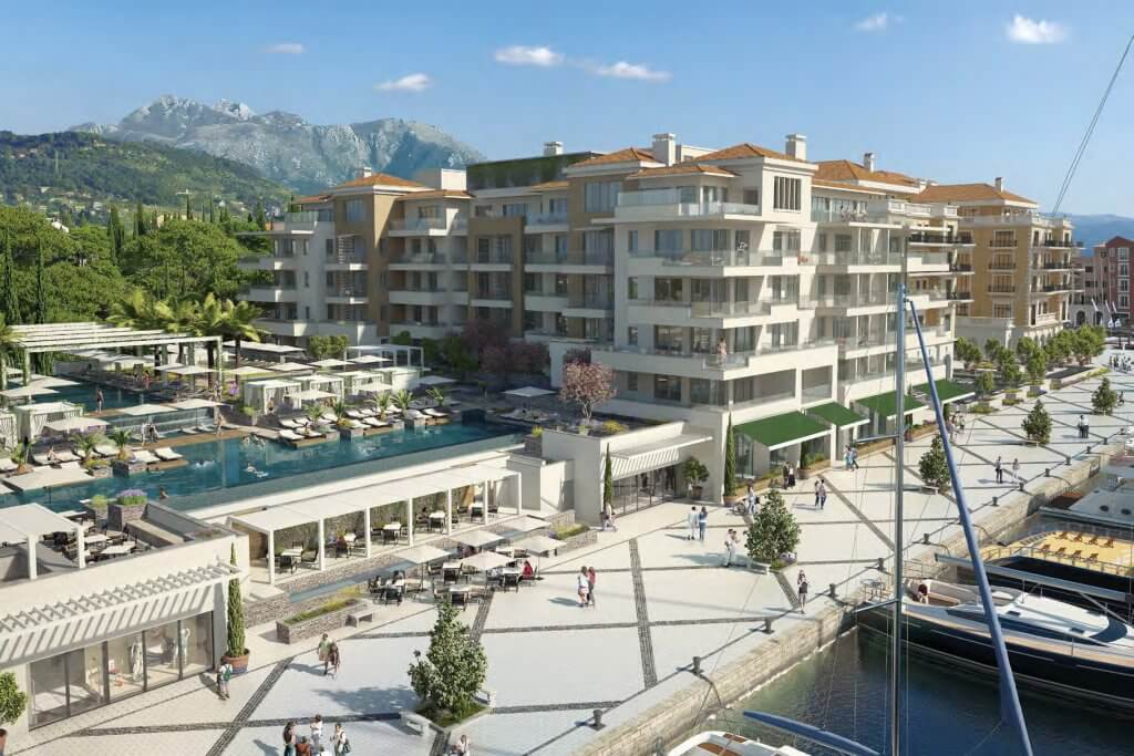 Апартаменты в Regent Pool Club Residence фаза I -Aqua