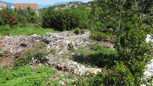 Участок земли под застройку на полуострове Луштица